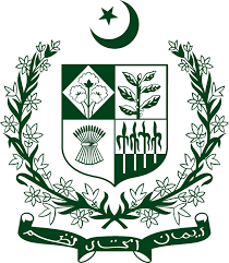 Official logo of Federal Government of Pakistan