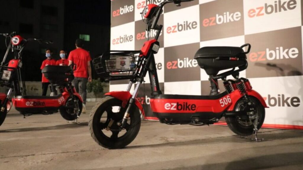 ezBike Pakistan launching ceremony