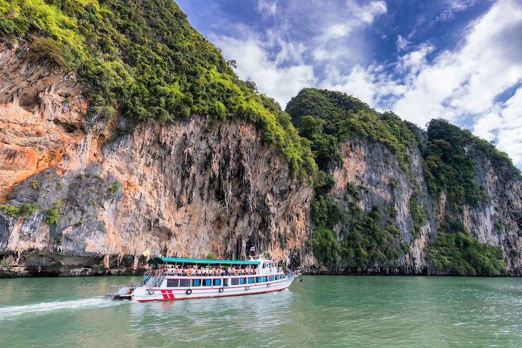 Thailand Opens for Tourism