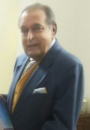 A File Photo of Abdul Kader Jaffer, grandfather of Zahir Jaffer
