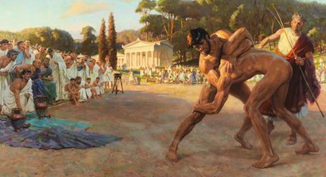 Olympics History: Impact of Religion on Olympics in Ancient Greece